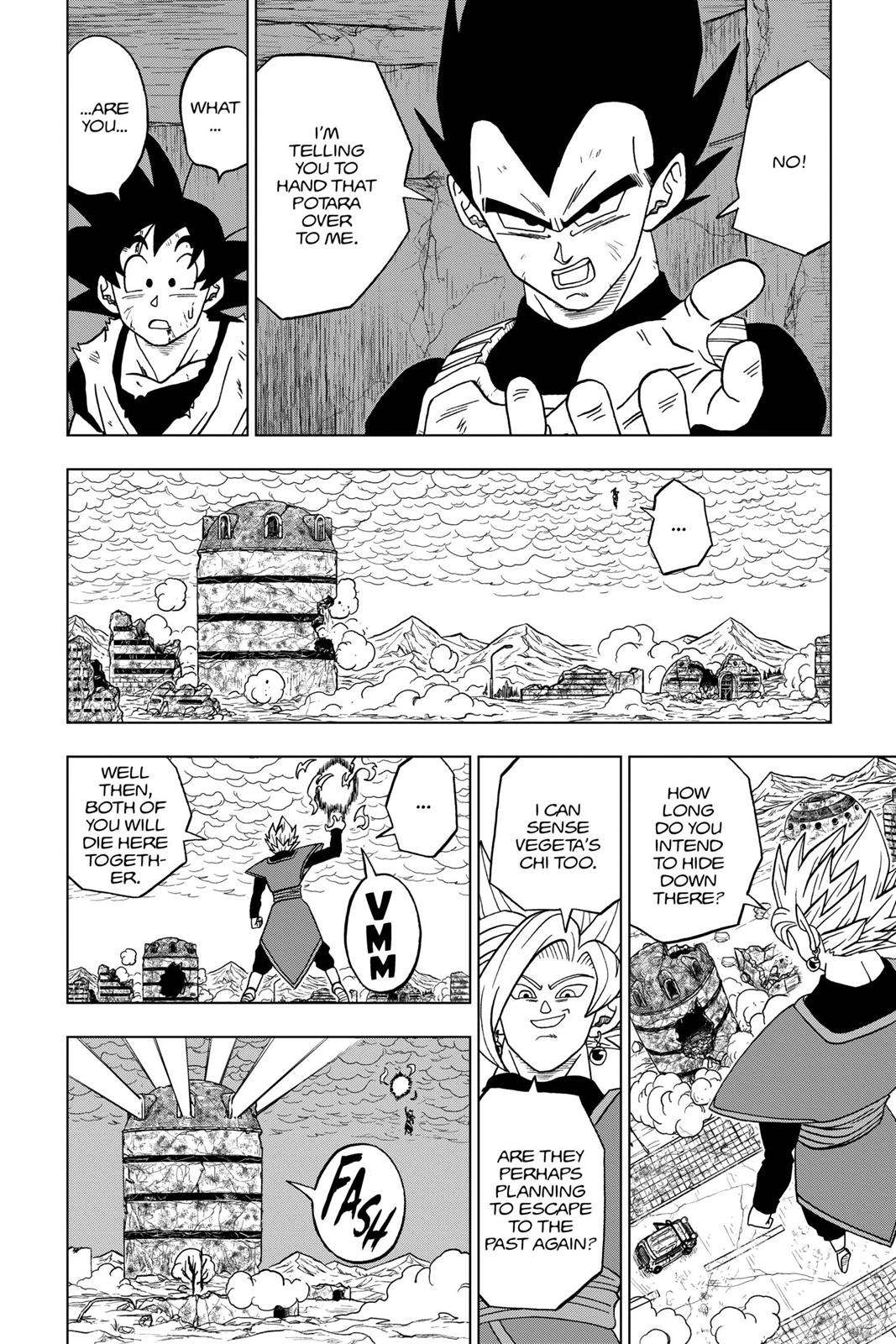 Dragon Ball Super Chapter 23 Page 30