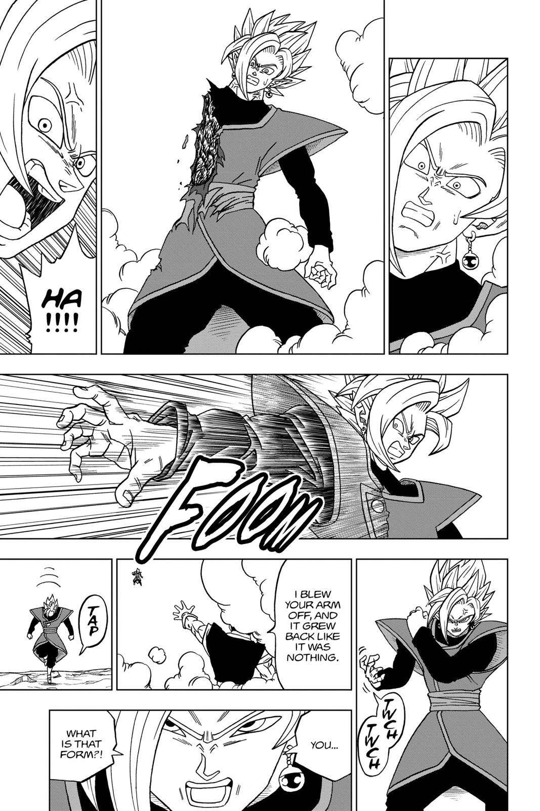 Dragon Ball Super Chapter 23 Page 33