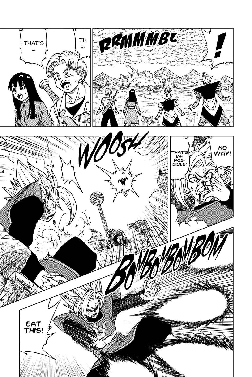 Dragon Ball Super Chapter 23 Page 39