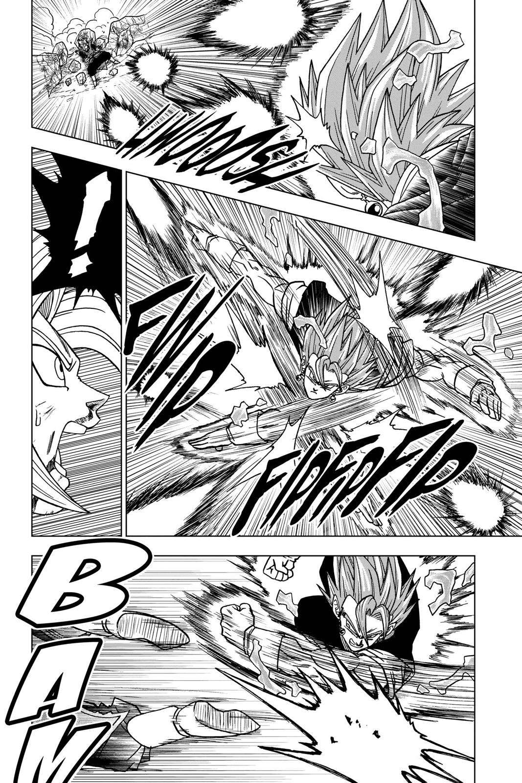 Dragon Ball Super Chapter 23 Page 40