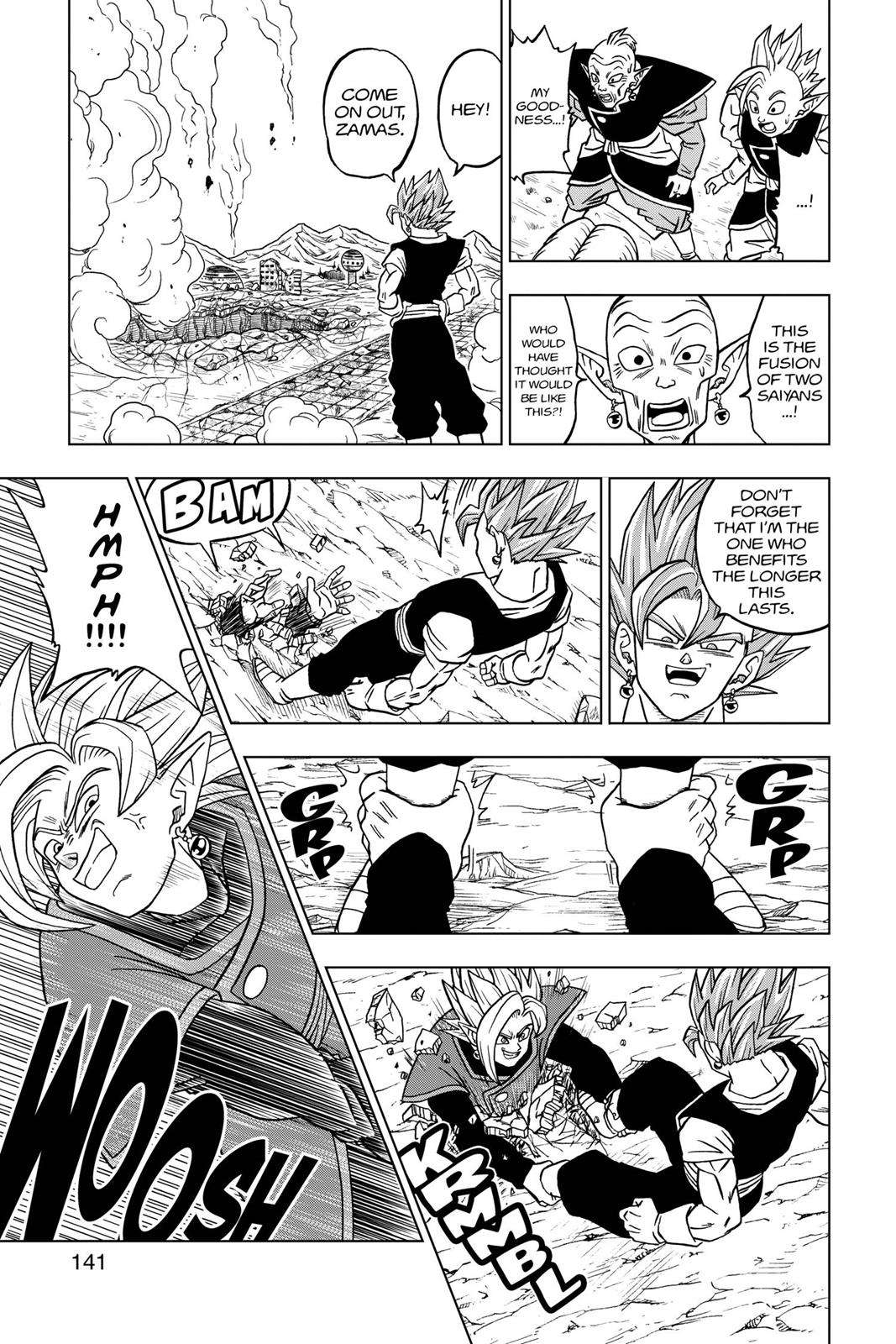 Dragon Ball Super Chapter 23 Page 43