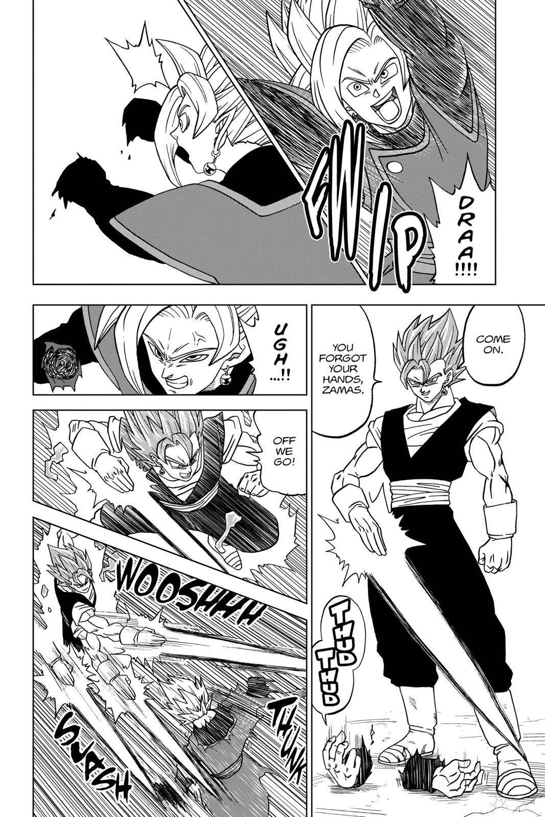 Dragon Ball Super Chapter 23 Page 44