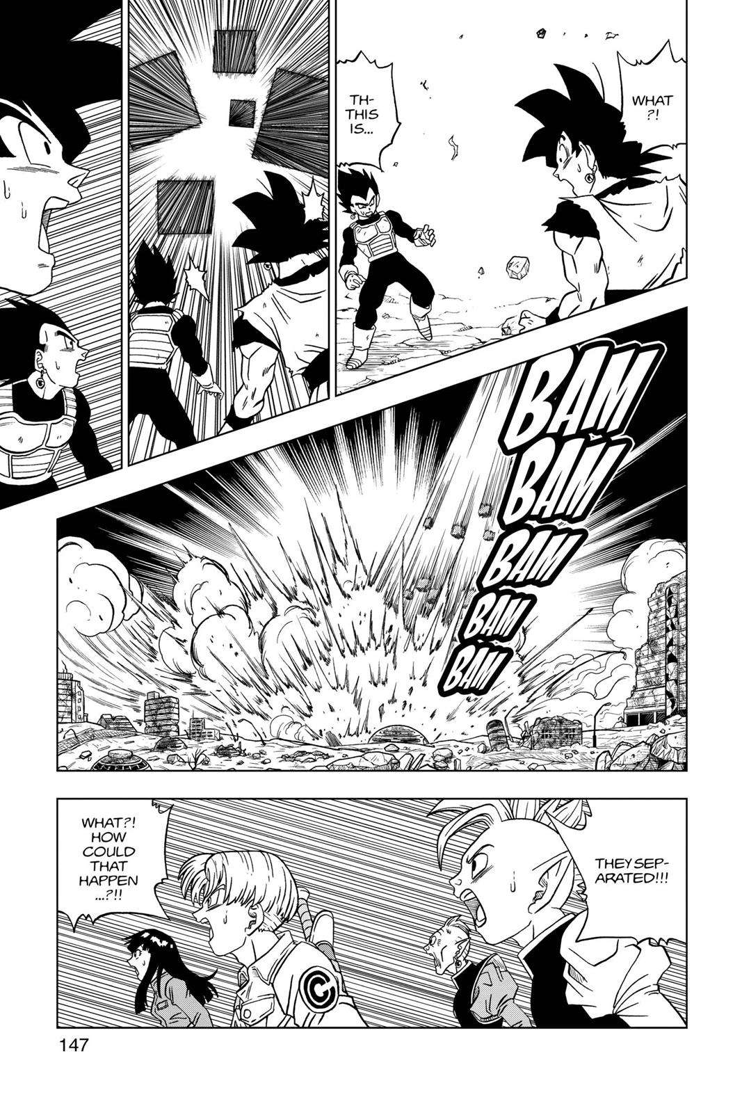 Dragon Ball Super Chapter 23 Page 49