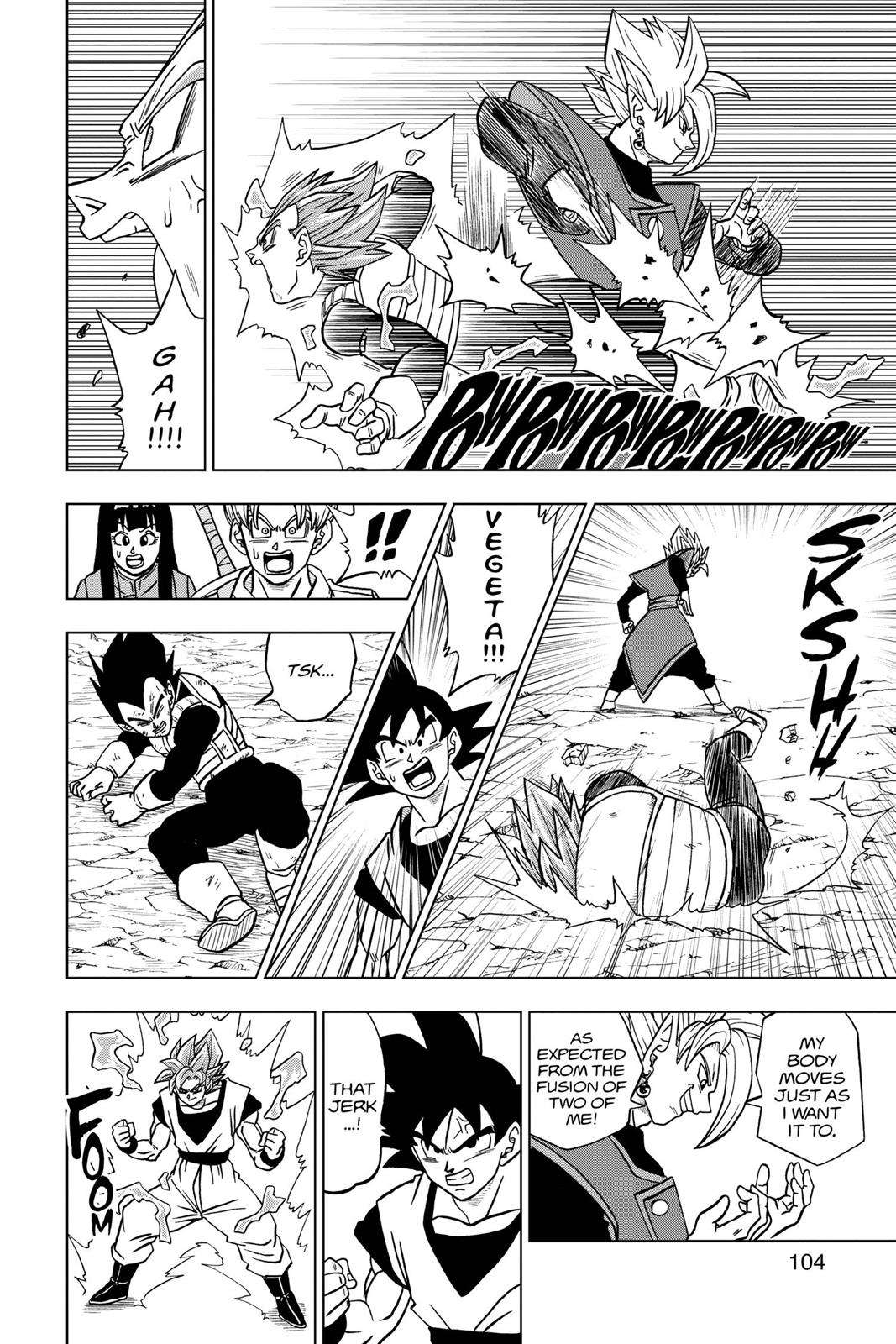 Dragon Ball Super Chapter 23 Page 6