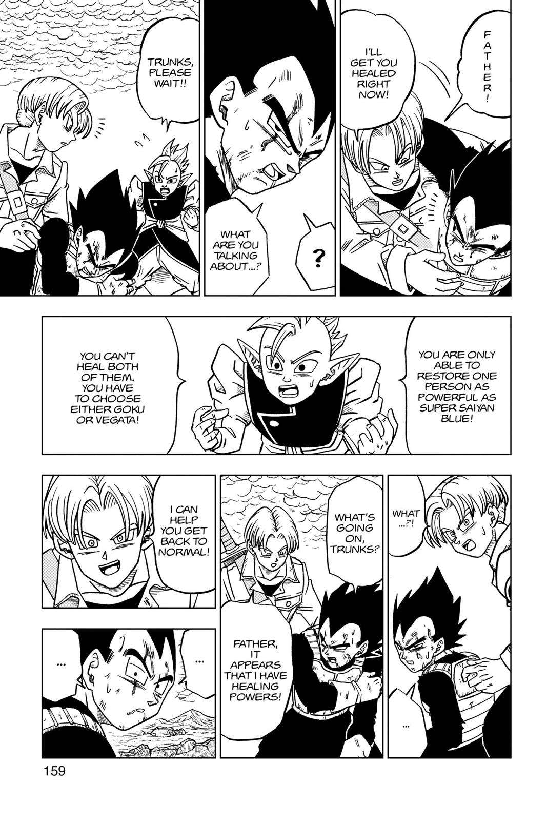 Dragon Ball Super Chapter 24 Page 11