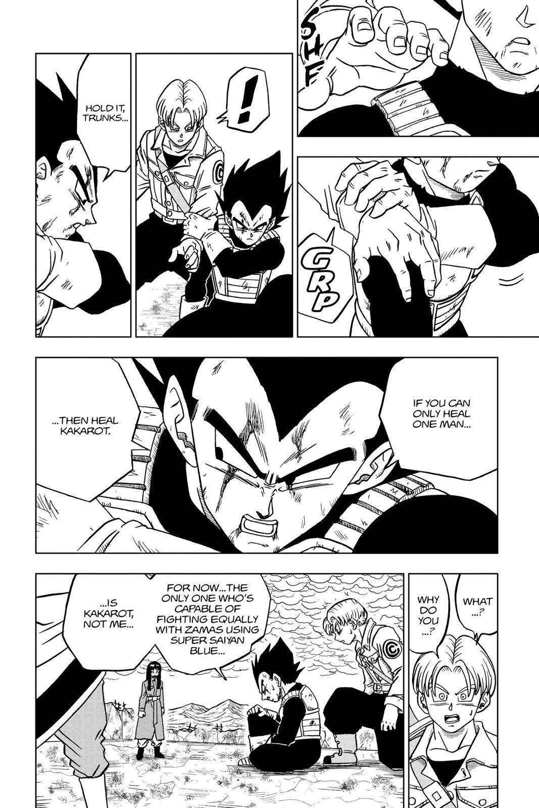 Dragon Ball Super Chapter 24 Page 12
