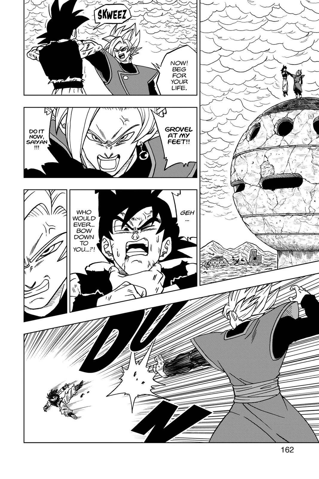 Dragon Ball Super Chapter 24 Page 14