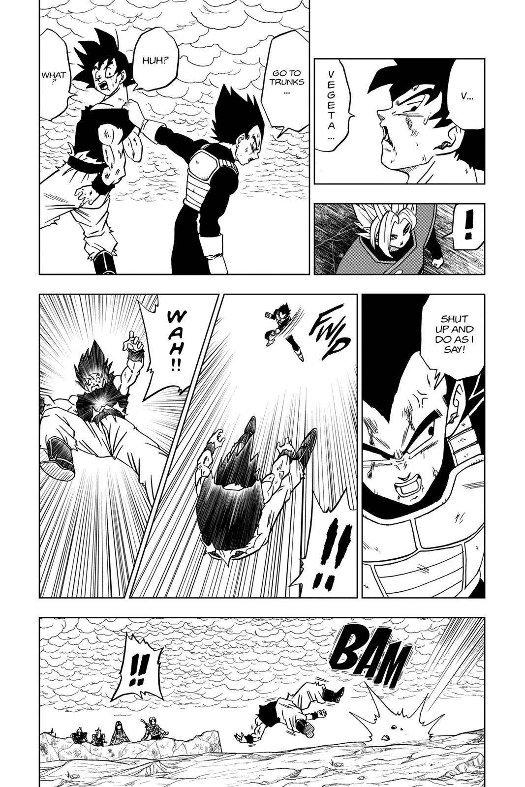 Dragon Ball Super Chapter 24 Page 18