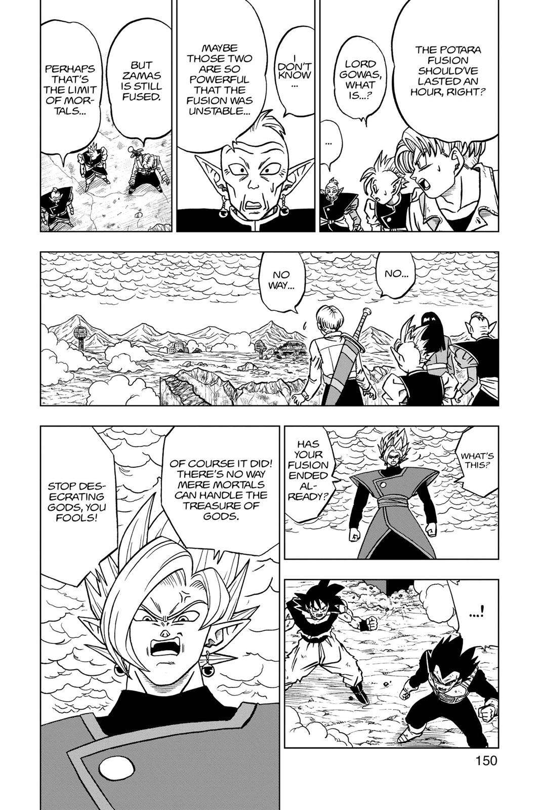 Dragon Ball Super Chapter 24 Page 2
