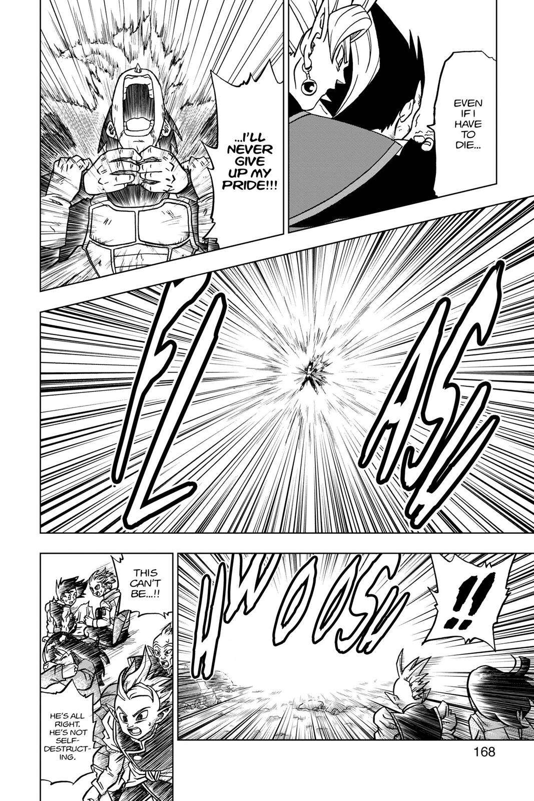 Dragon Ball Super Chapter 24 Page 20