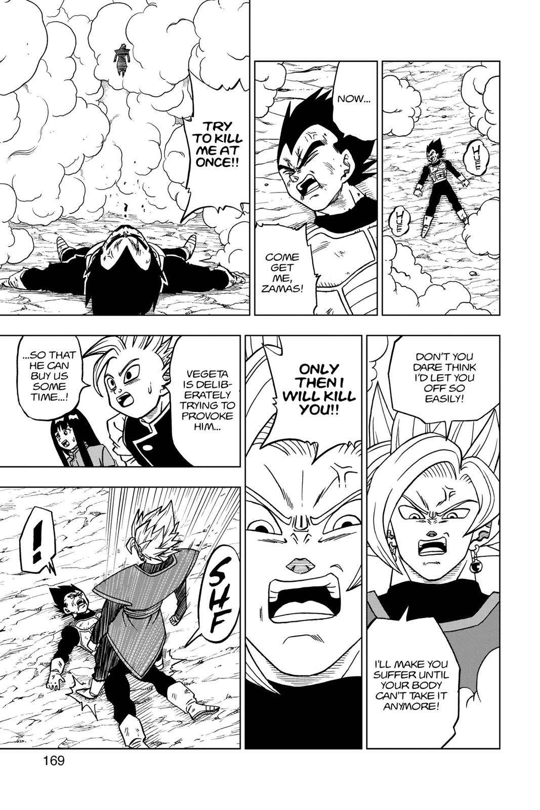 Dragon Ball Super Chapter 24 Page 21