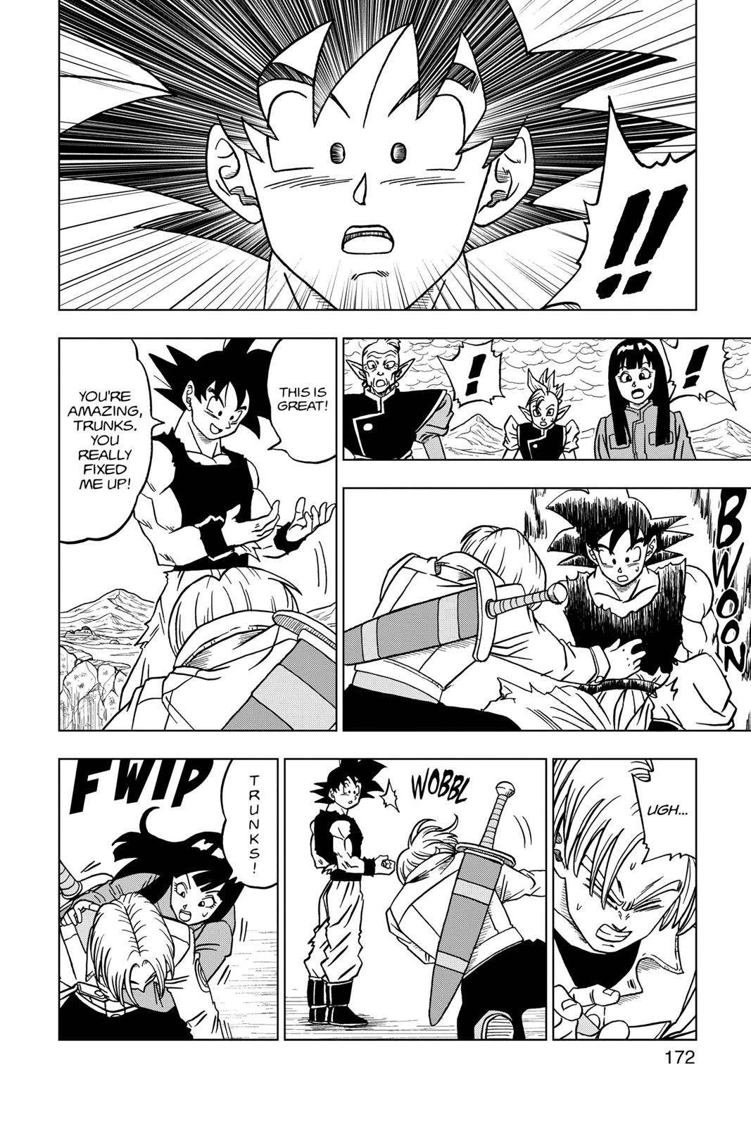 Dragon Ball Super Chapter 24 Page 24