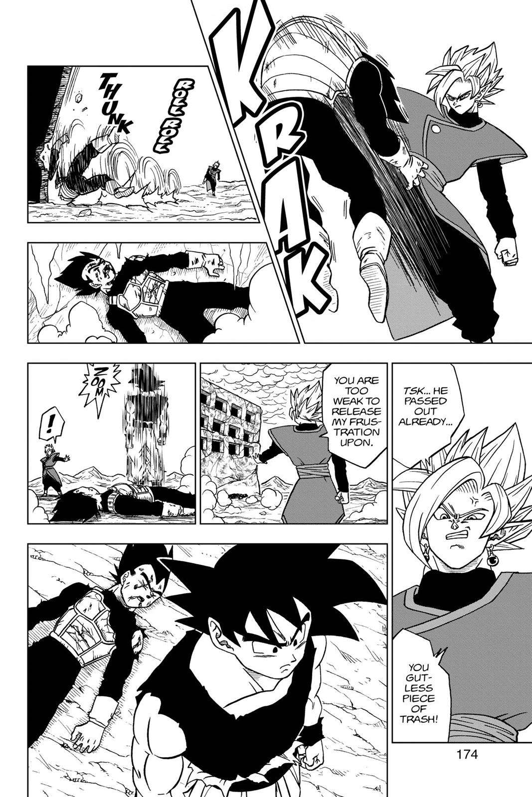 Dragon Ball Super Chapter 24 Page 26