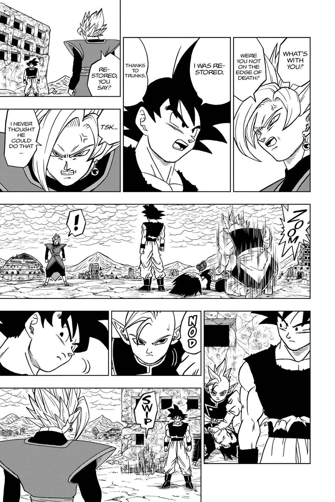 Dragon Ball Super Chapter 24 Page 27