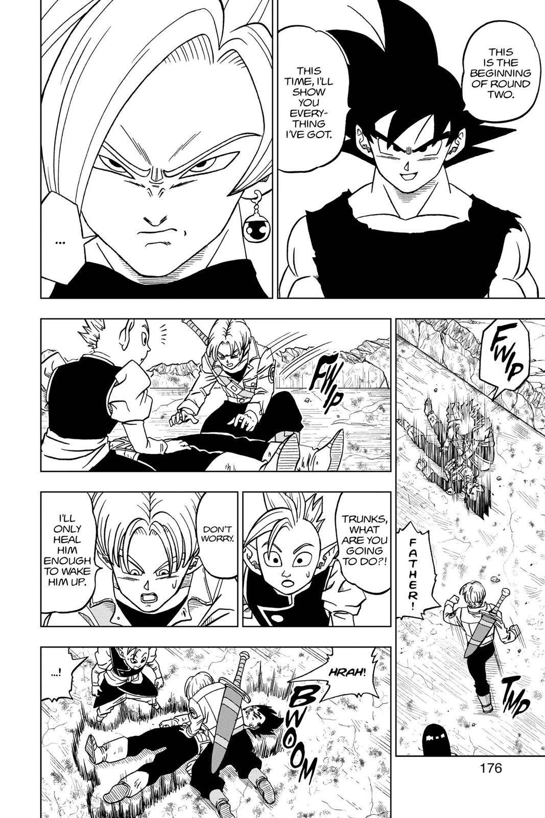 Dragon Ball Super Chapter 24 Page 28