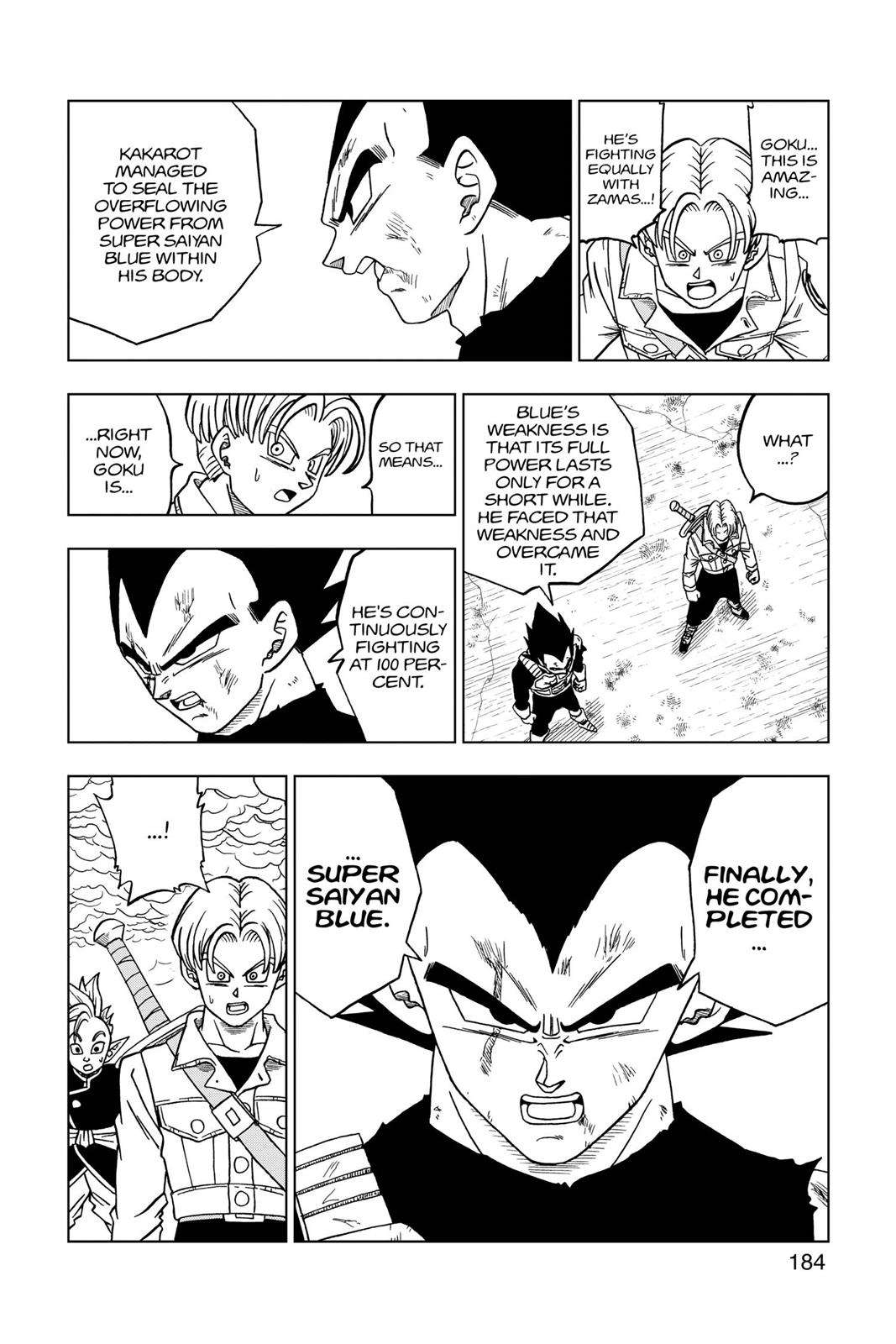 Dragon Ball Super Chapter 24 Page 36