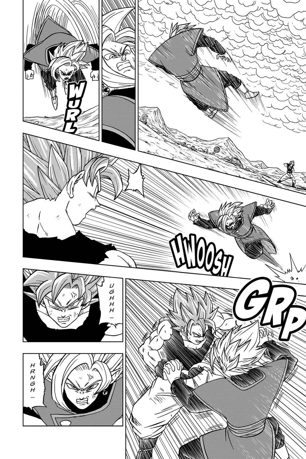 Dragon Ball Super Chapter 24 Page 38