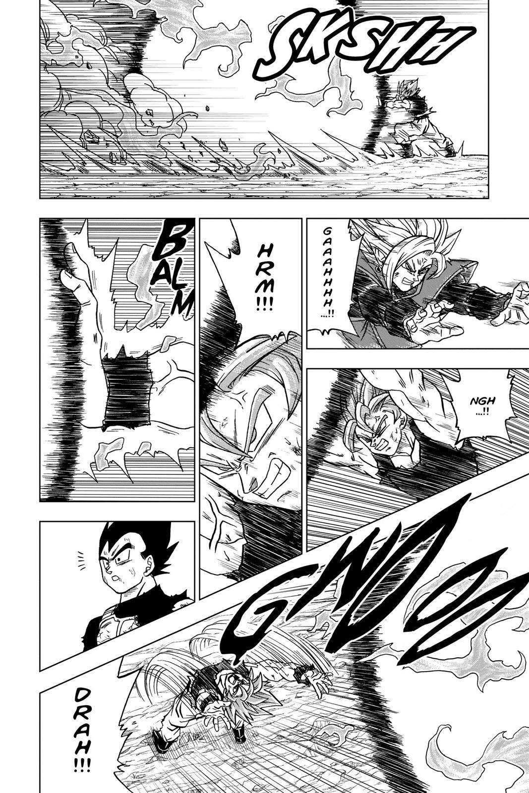 Dragon Ball Super Chapter 24 Page 42