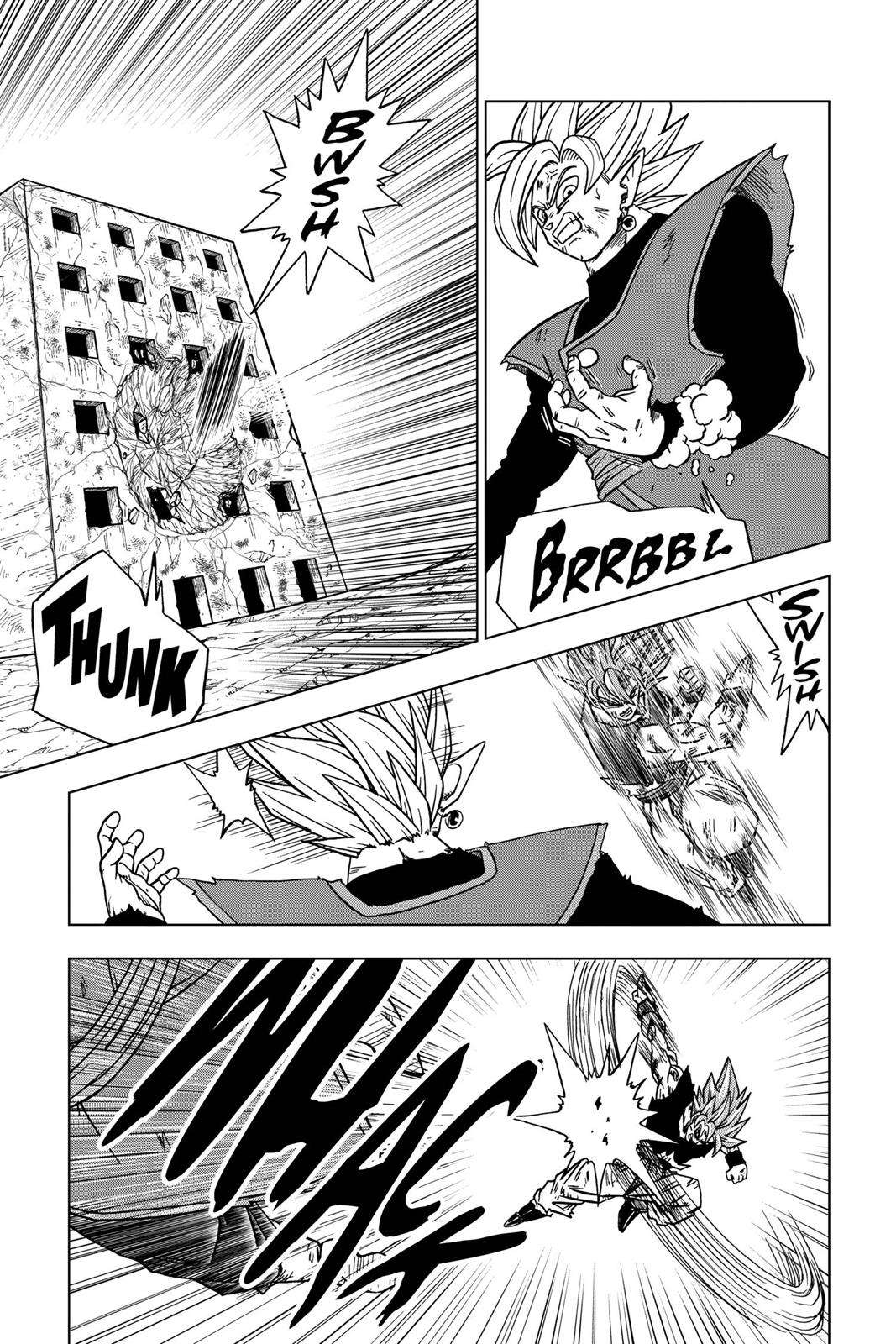 Dragon Ball Super Chapter 25 Page 10