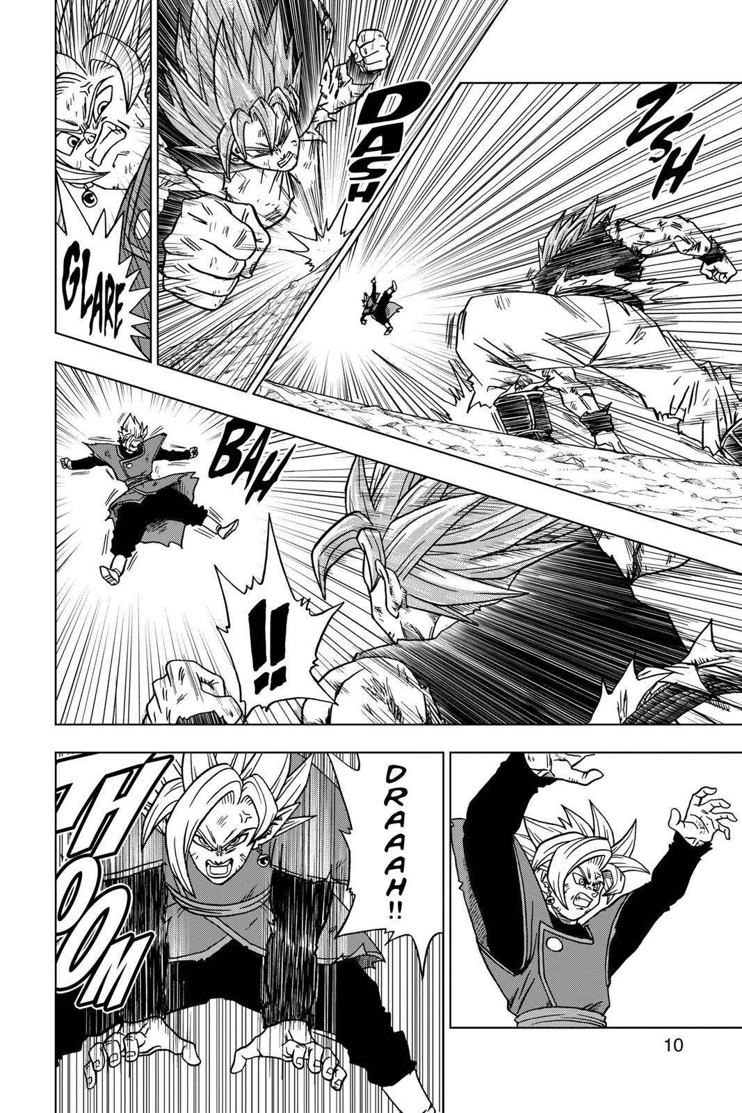 Dragon Ball Super Chapter 25 Page 11