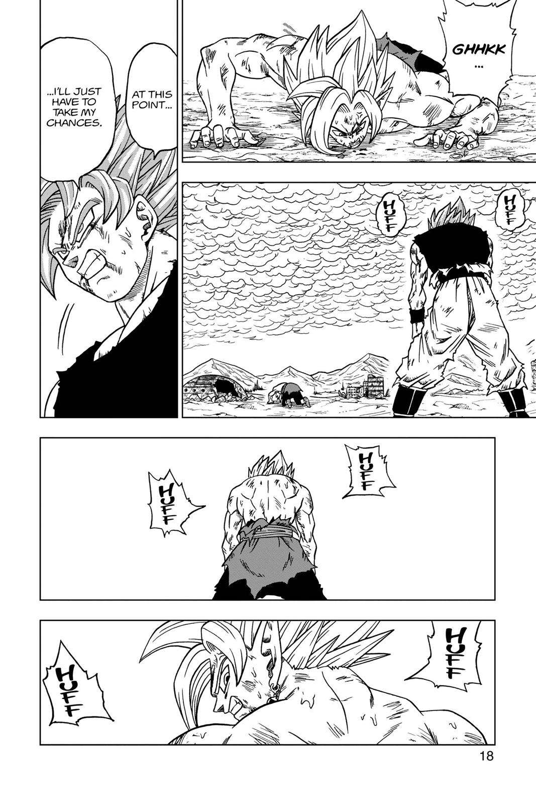 Dragon Ball Super Chapter 25 Page 19