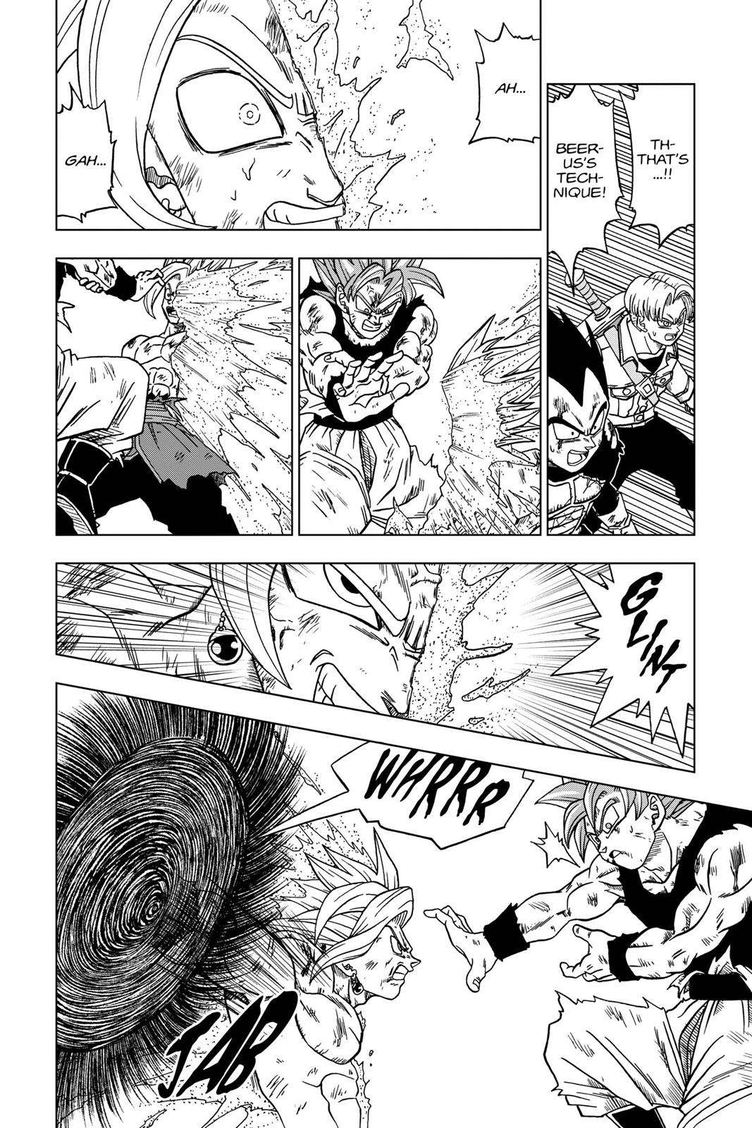 Dragon Ball Super Chapter 25 Page 27