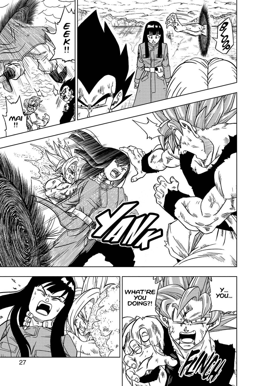 Dragon Ball Super Chapter 25 Page 28
