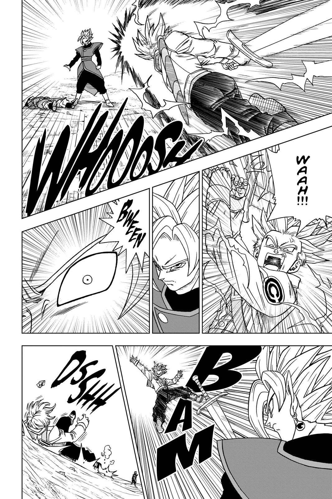 Dragon Ball Super Chapter 25 Page 31