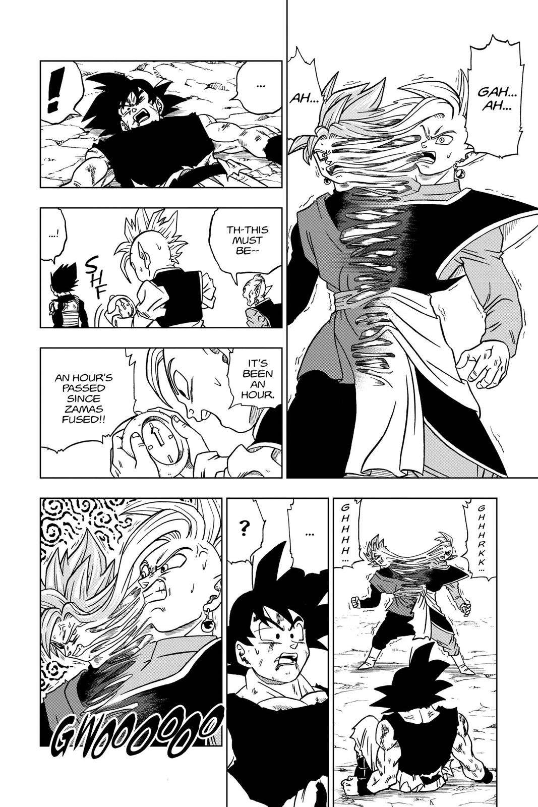 Dragon Ball Super Chapter 25 Page 33