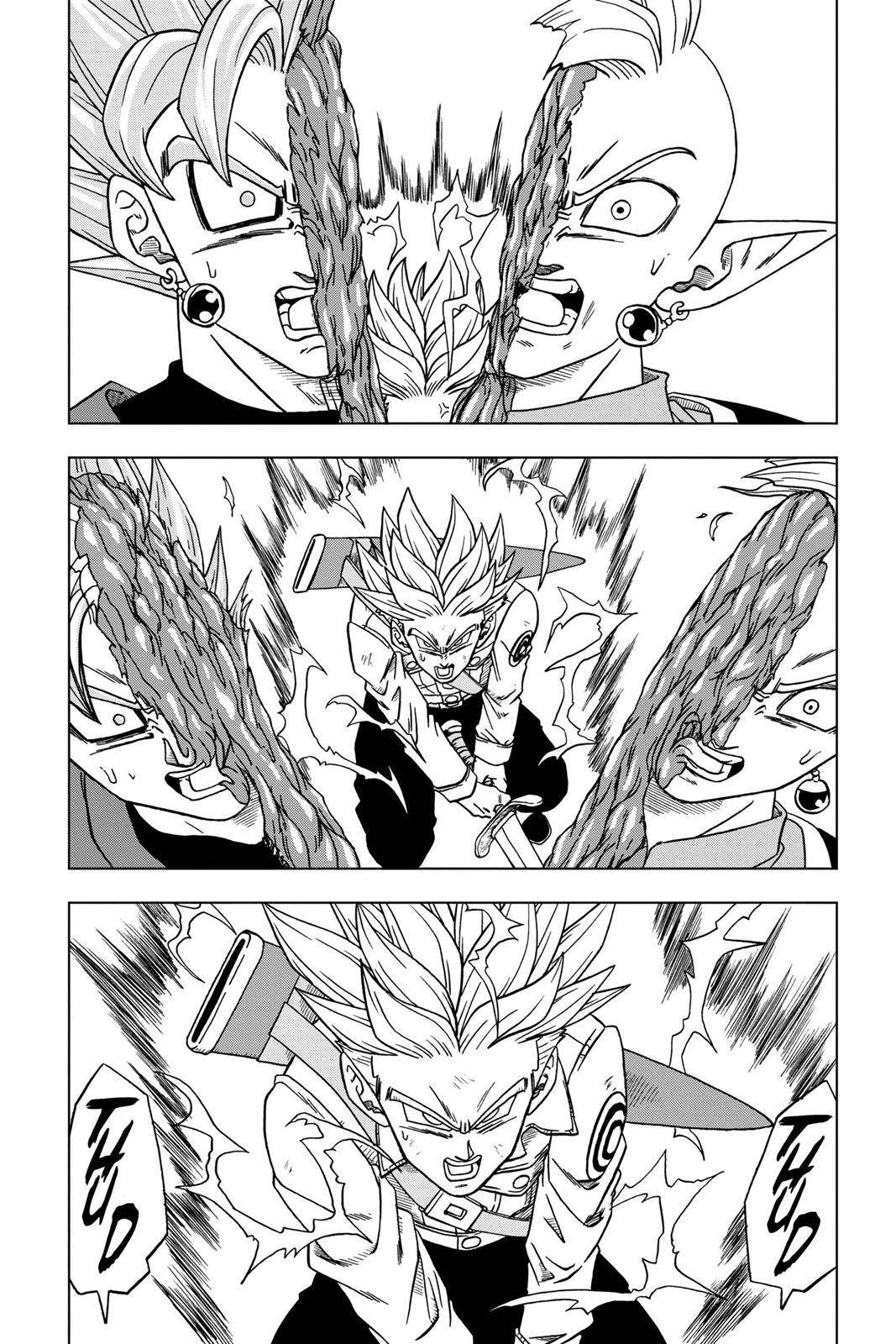 Dragon Ball Super Chapter 25 Page 36