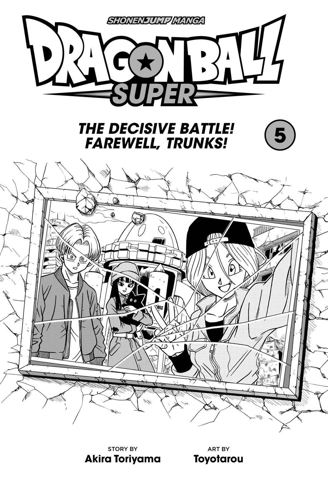 Dragon Ball Super Chapter 25 Page 4