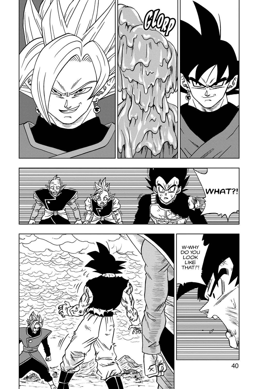 Dragon Ball Super Chapter 25 Page 41