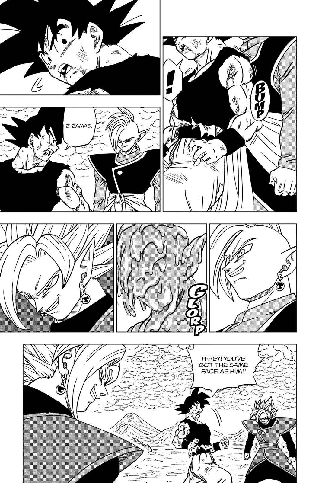 Dragon Ball Super Chapter 25 Page 42