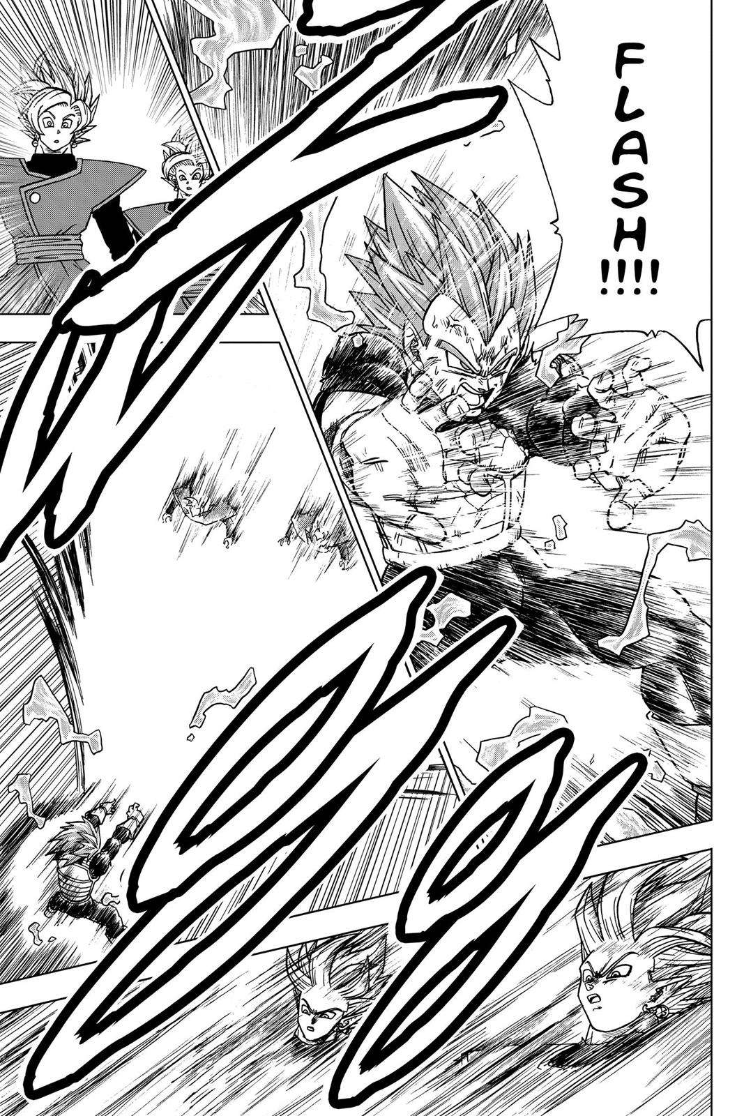 Dragon Ball Super Chapter 25 Page 48