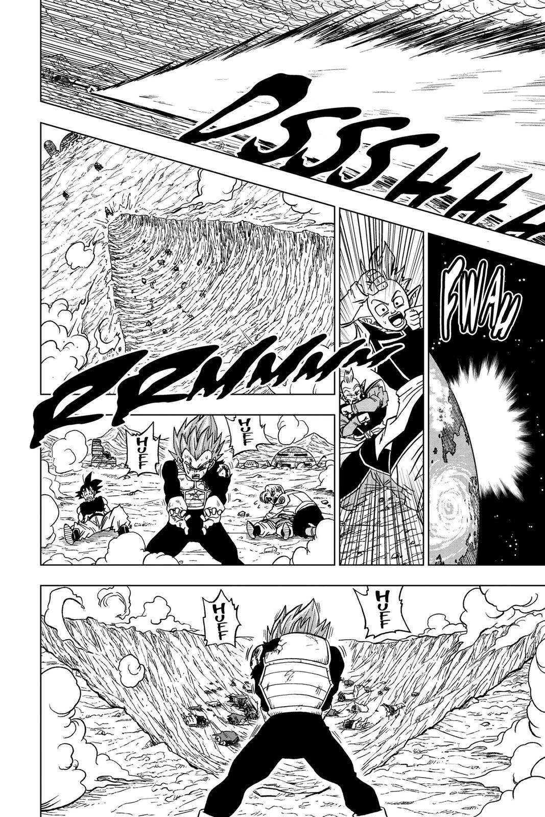 Dragon Ball Super Chapter 25 Page 49