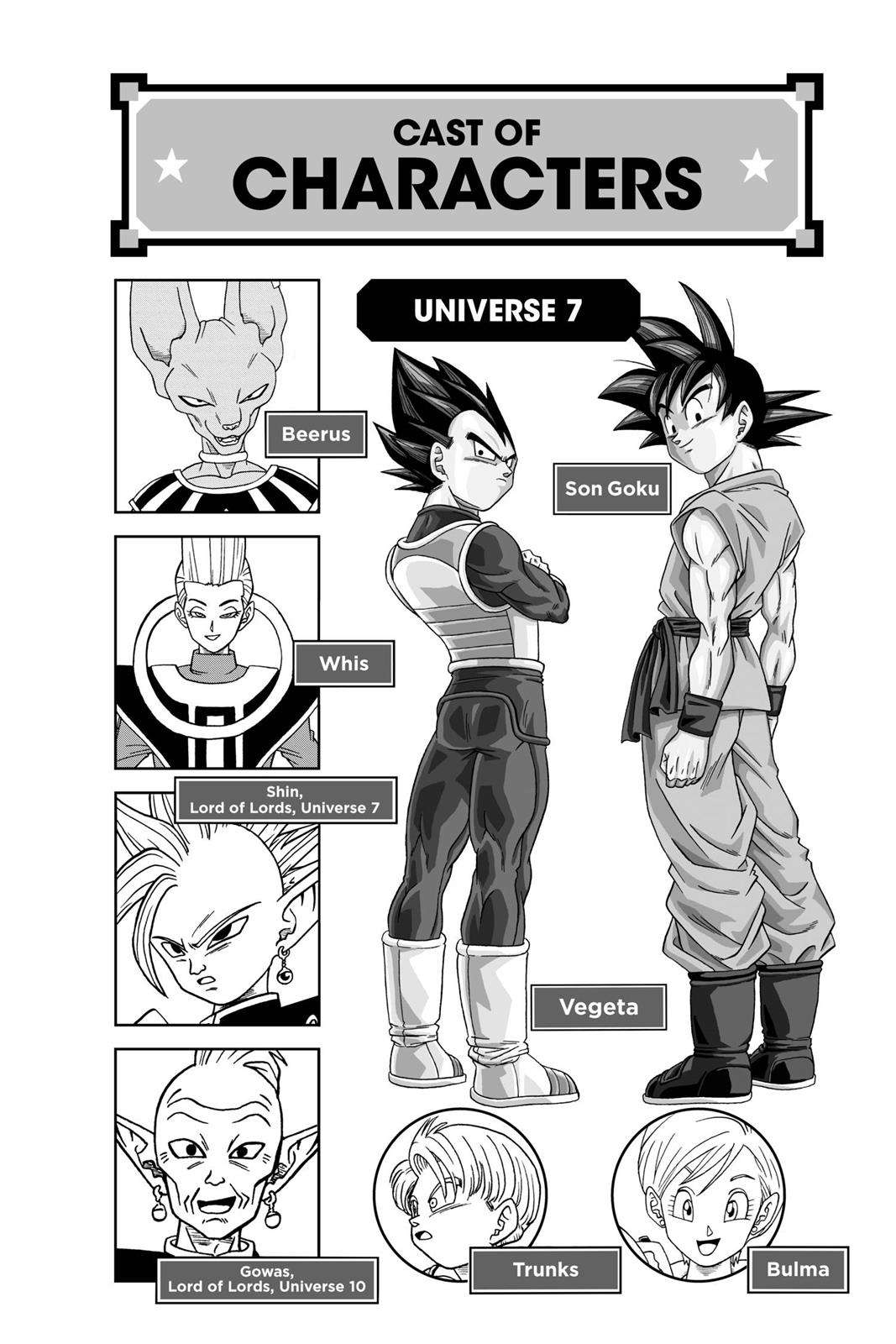 Dragon Ball Super Chapter 25 Page 5