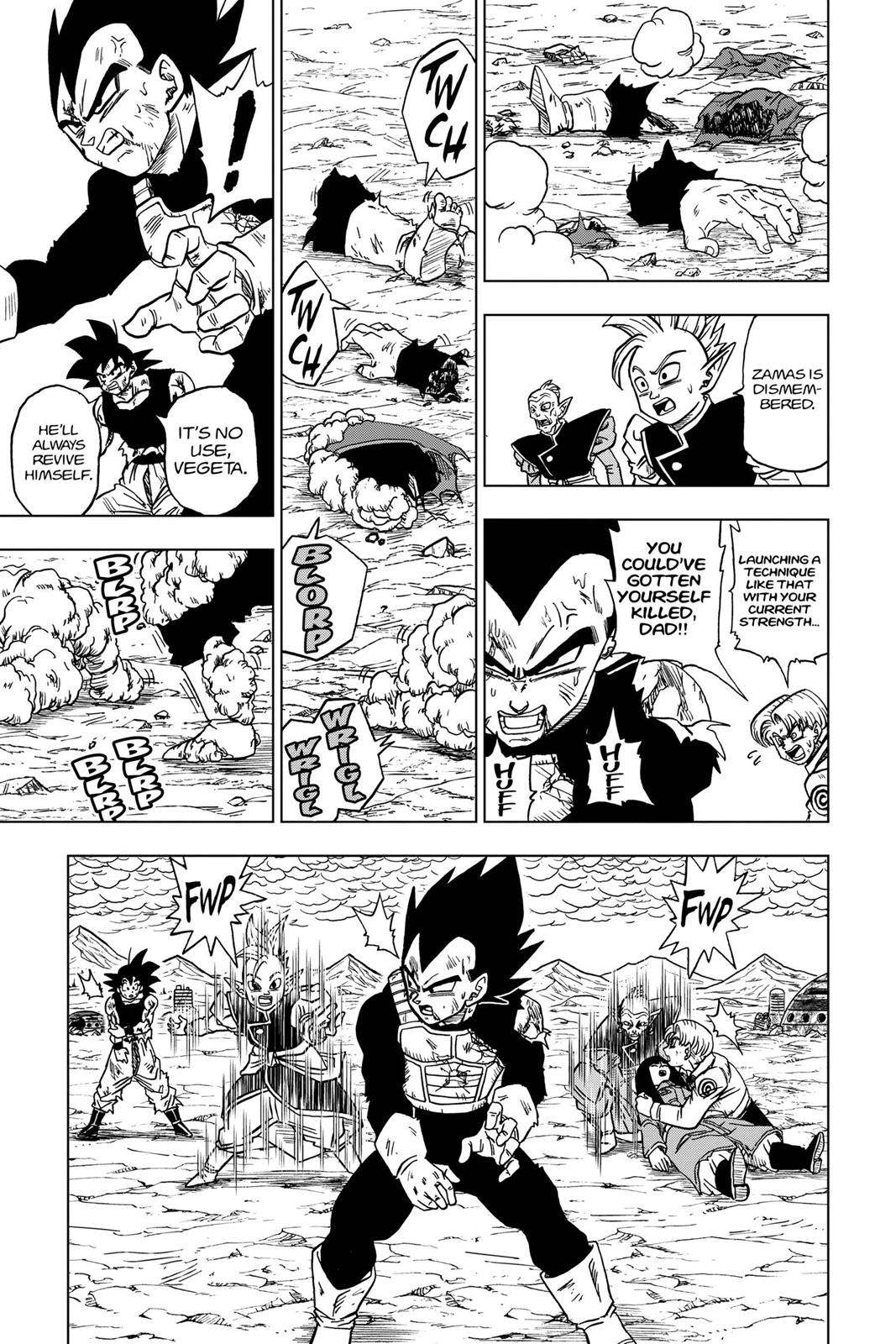 Dragon Ball Super Chapter 25 Page 50