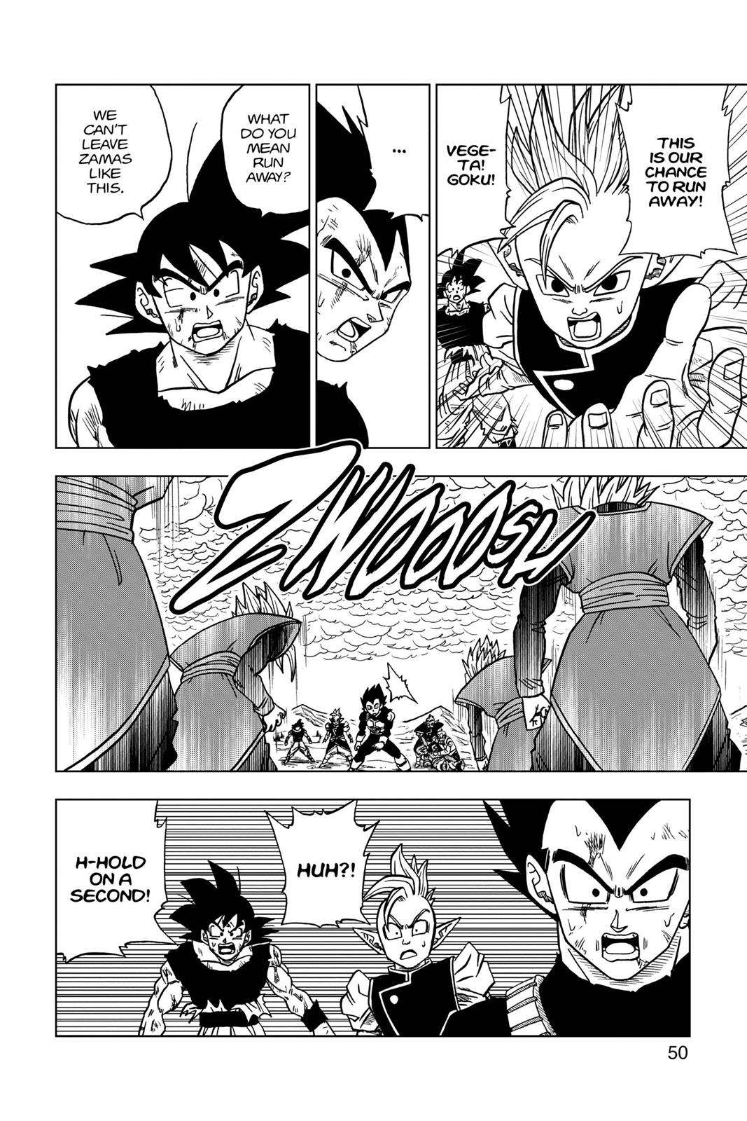 Dragon Ball Super Chapter 25 Page 51