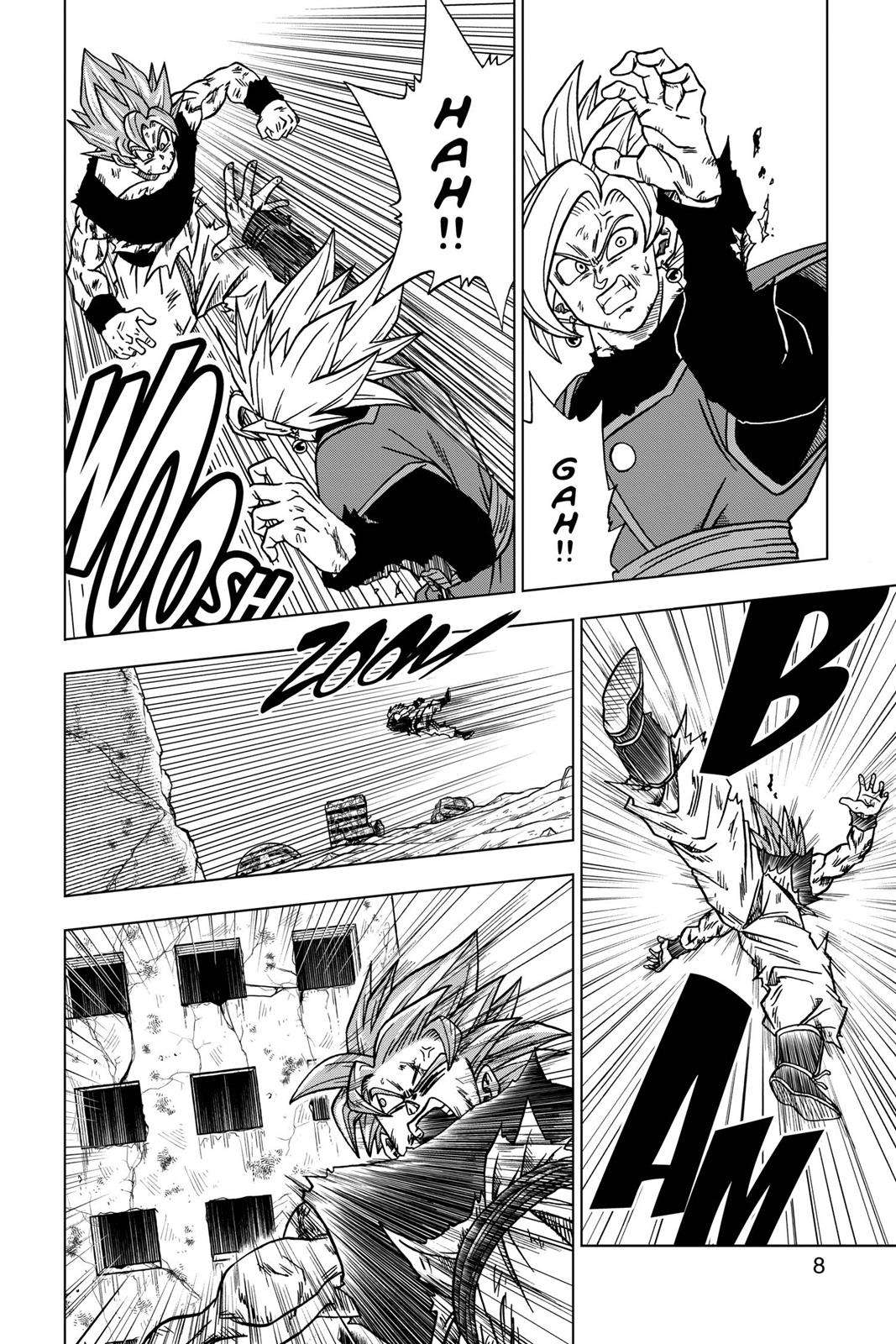 Dragon Ball Super Chapter 25 Page 9