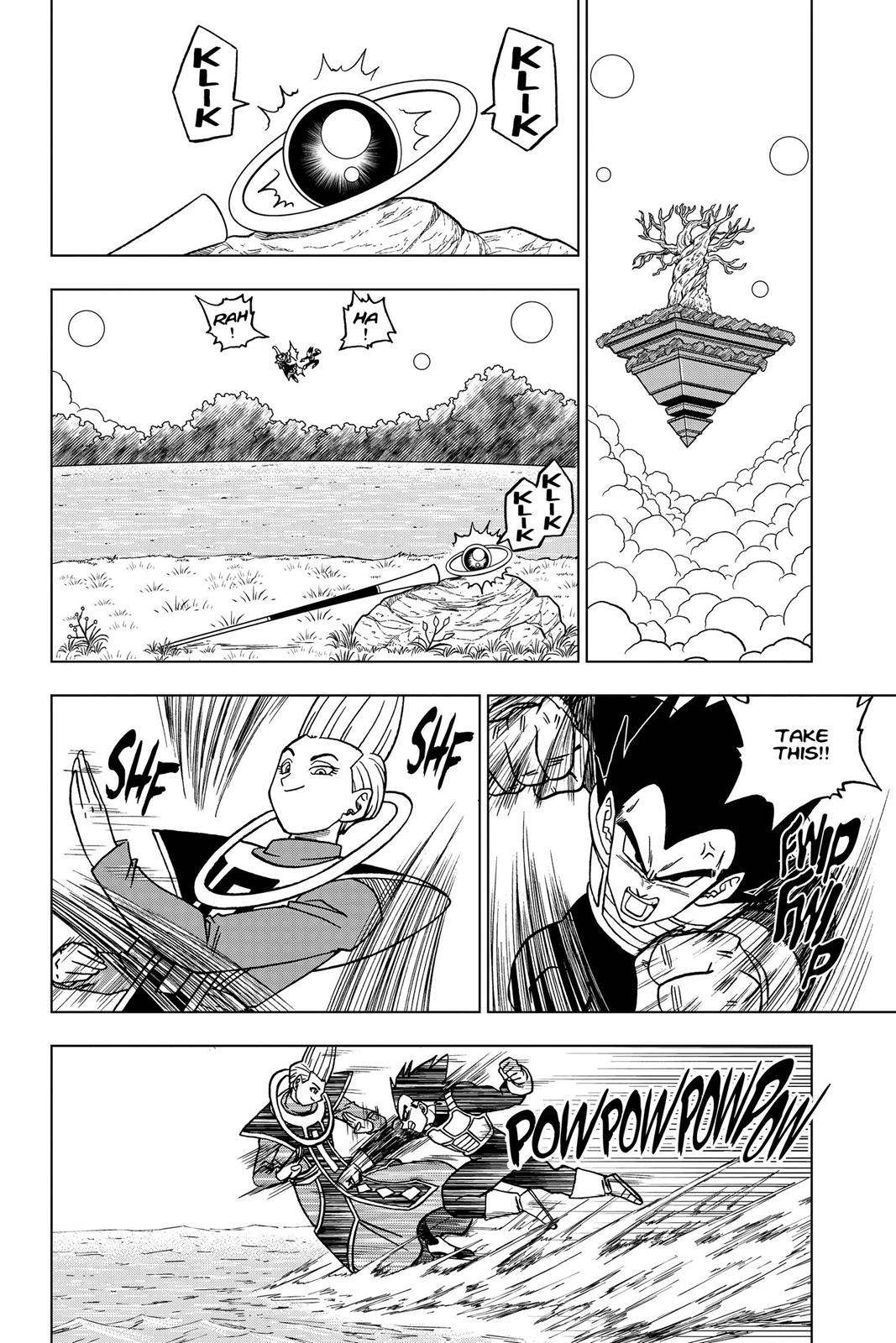 Dragon Ball Super Chapter 27 Page 12