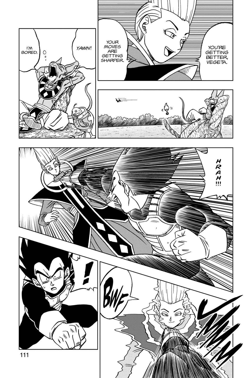 Dragon Ball Super Chapter 27 Page 13