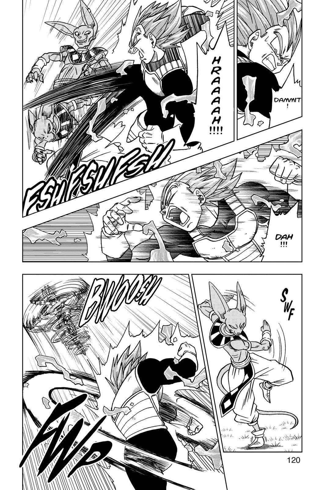 Dragon Ball Super Chapter 27 Page 22