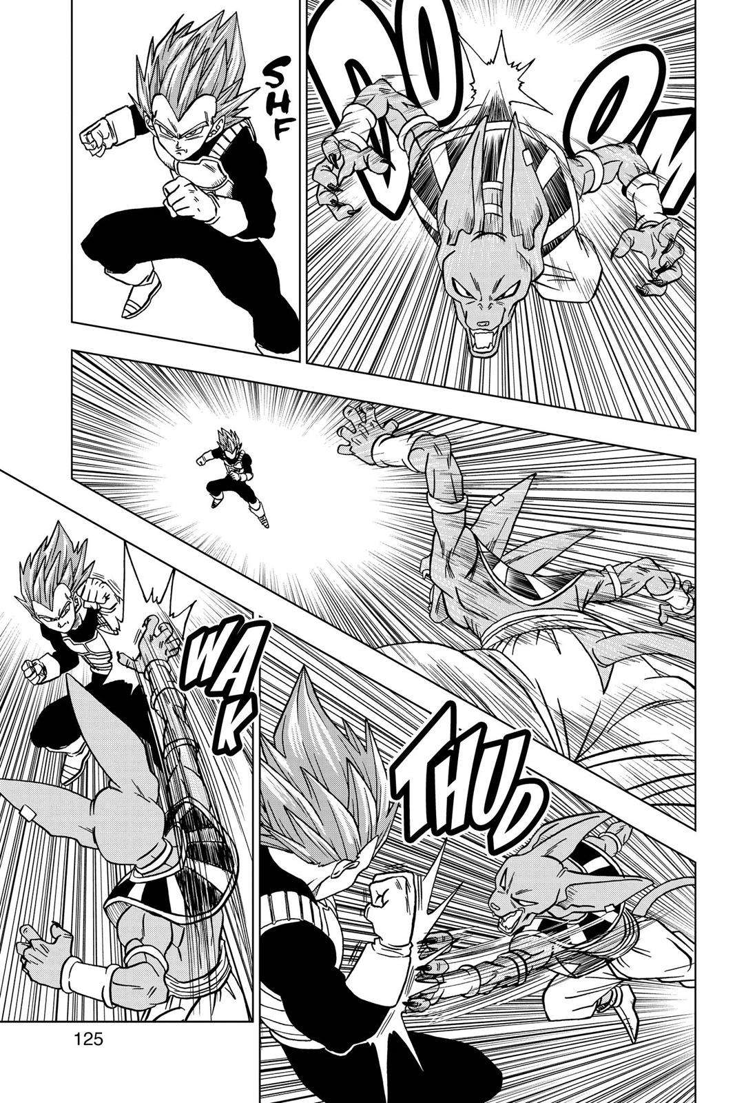 Dragon Ball Super Chapter 27 Page 27