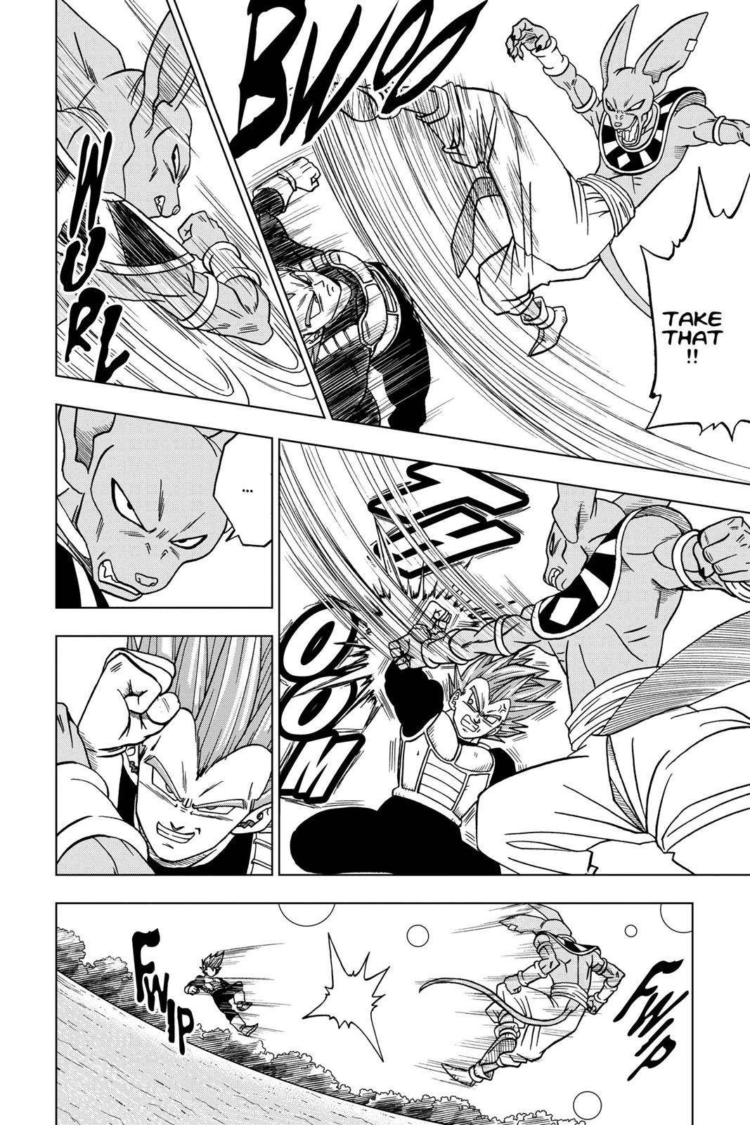 Dragon Ball Super Chapter 27 Page 28