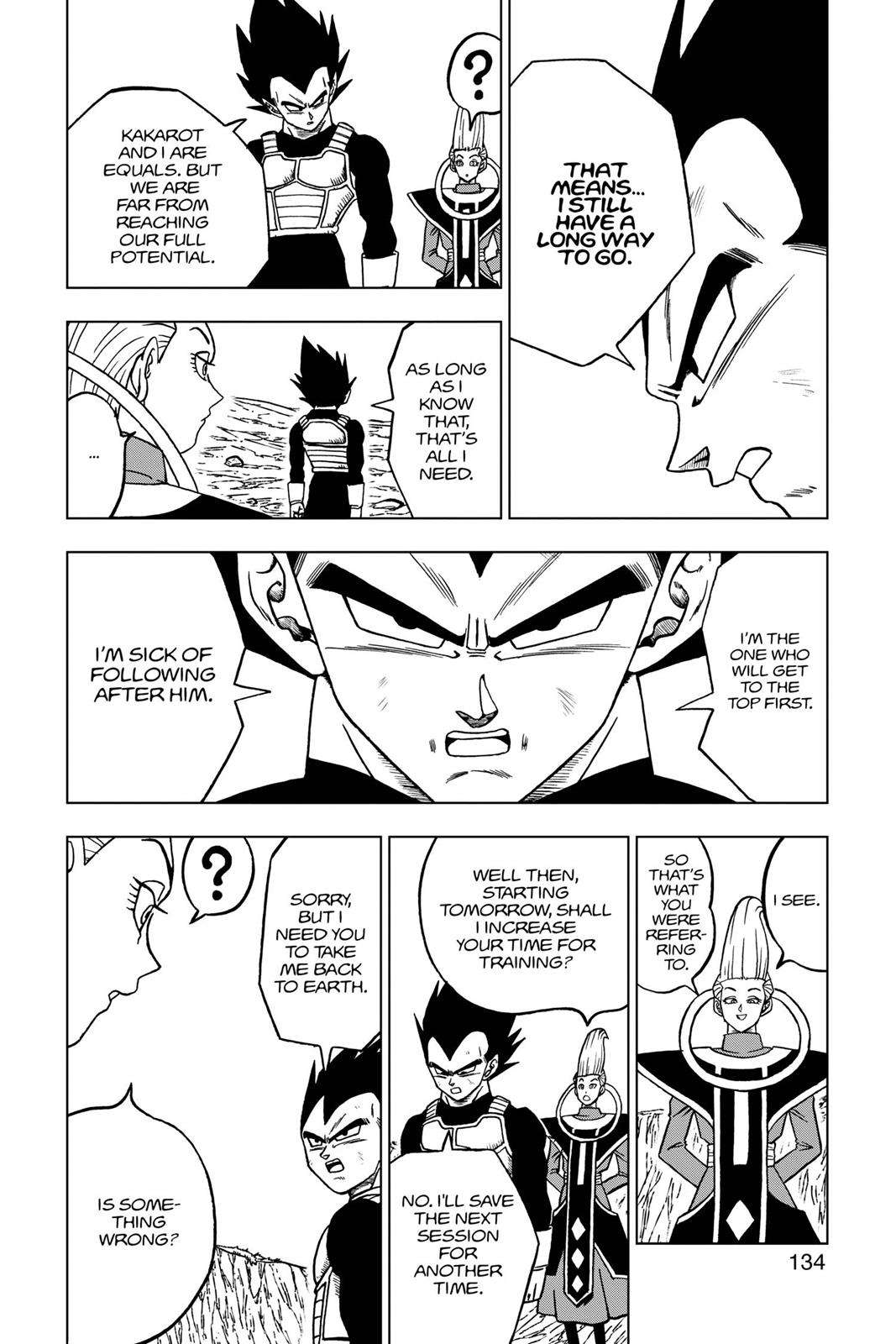Dragon Ball Super Chapter 27 Page 36