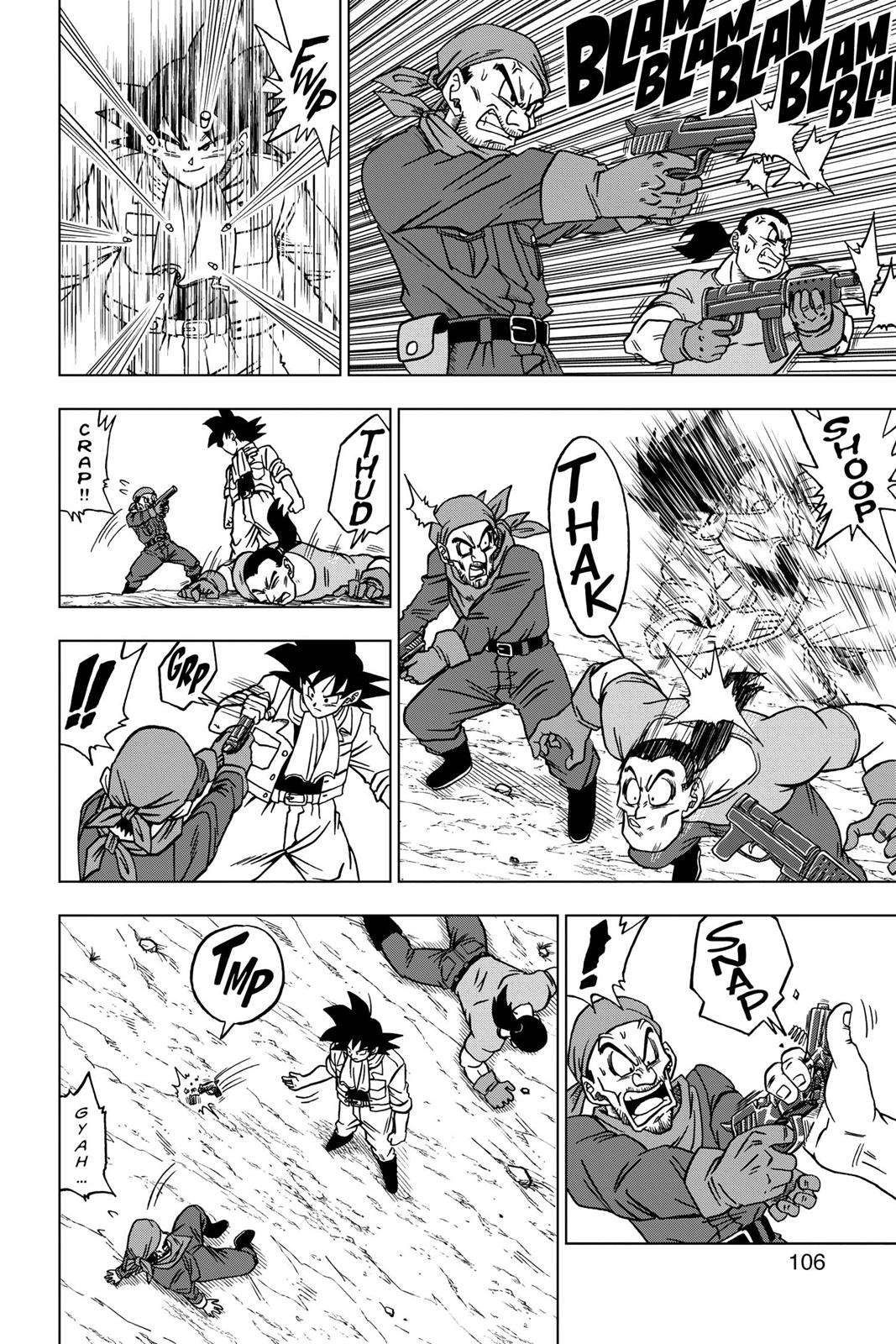 Dragon Ball Super Chapter 27 Page 8