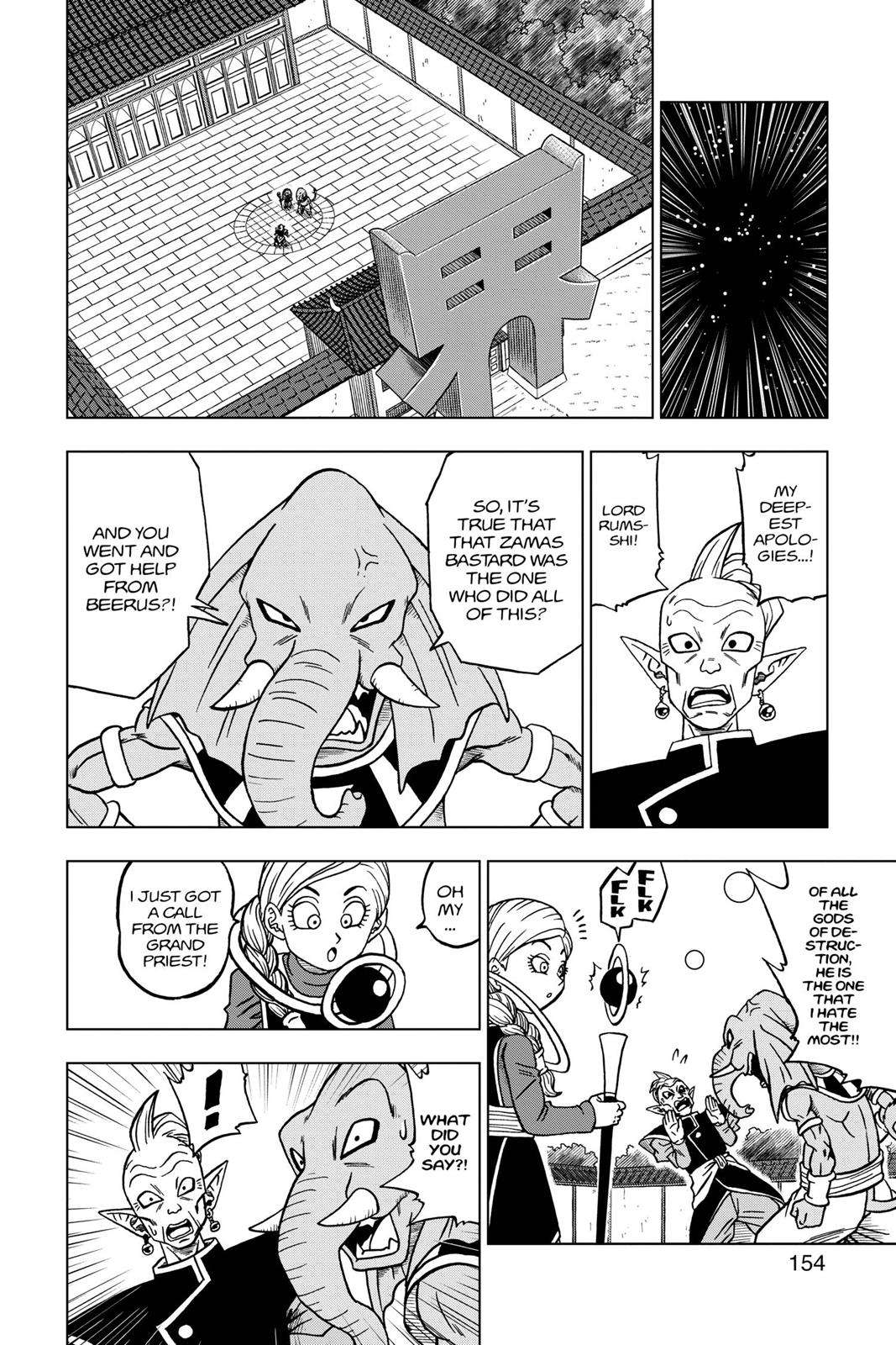 Dragon Ball Super Chapter 28 Page 10