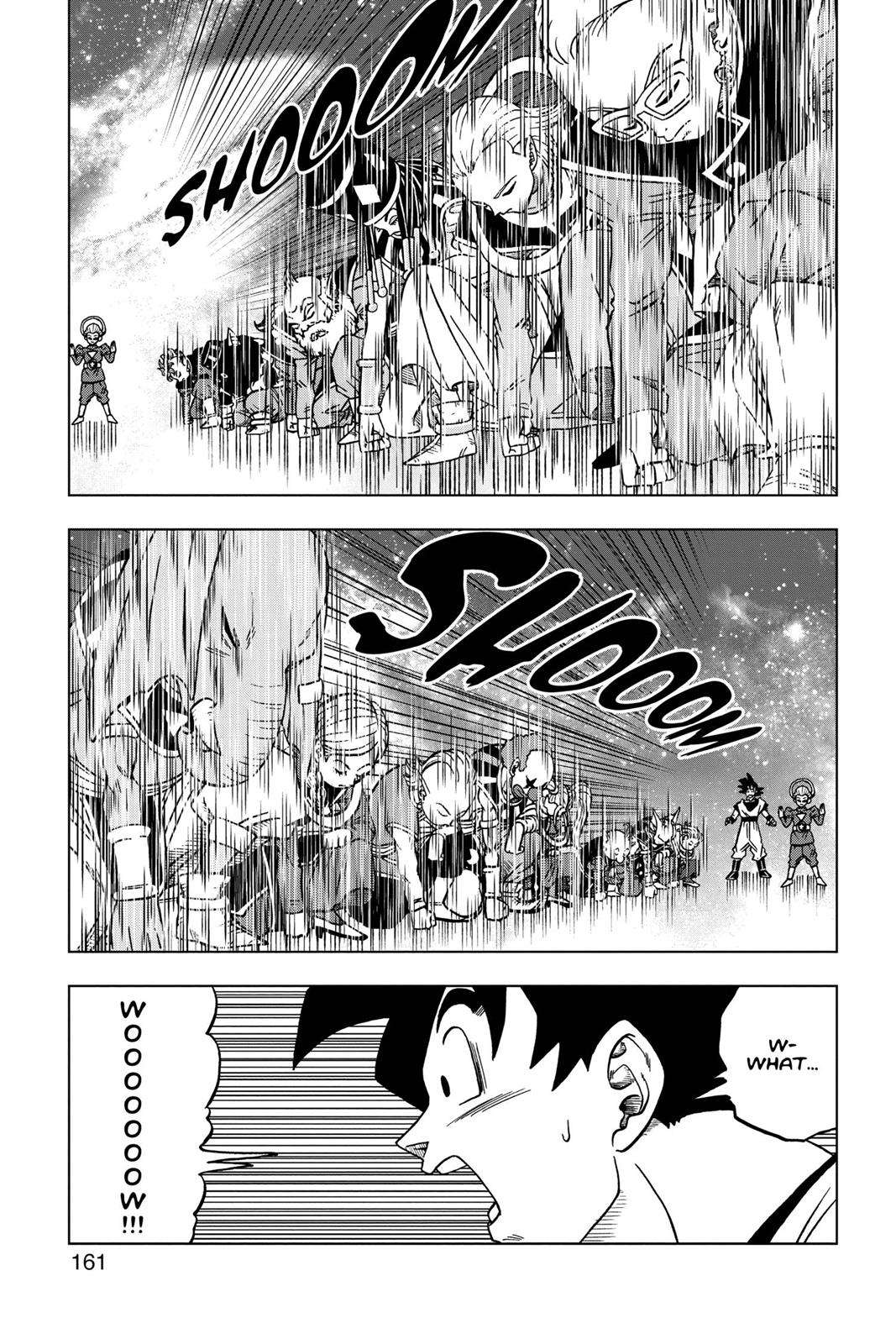 Dragon Ball Super Chapter 28 Page 17