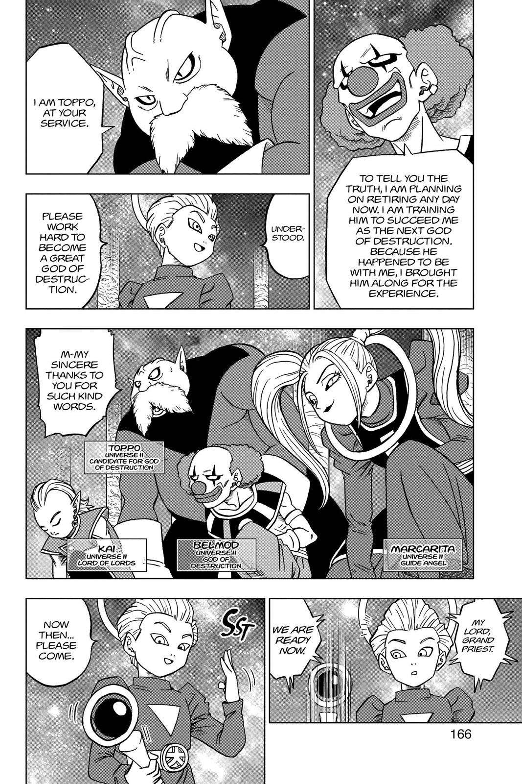 Dragon Ball Super Chapter 28 Page 21