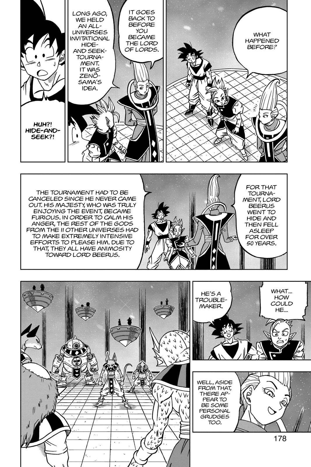 Dragon Ball Super Chapter 28 Page 33
